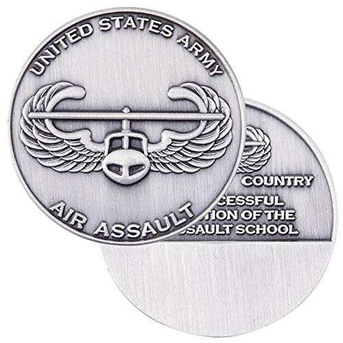 Group Challenge Coin - Air Assault Challenge Coin