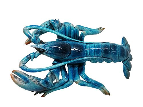 Lobster Diamond (December Diamonds Blue Lobster Figurine Sea Life Decoration 4342029 New)