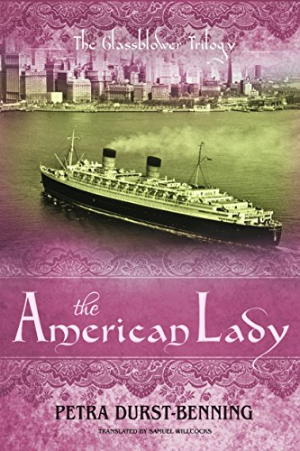The American Lady (The Glassblower Trilogy Book