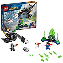 LEGO Superheroes 6212667 Superman & Krypto Team-up 76096 Building Kit (199 Piece)
