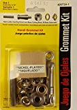 Grommet Tool Kit Size #1 (NICKLE PLATED) 2073A-1
