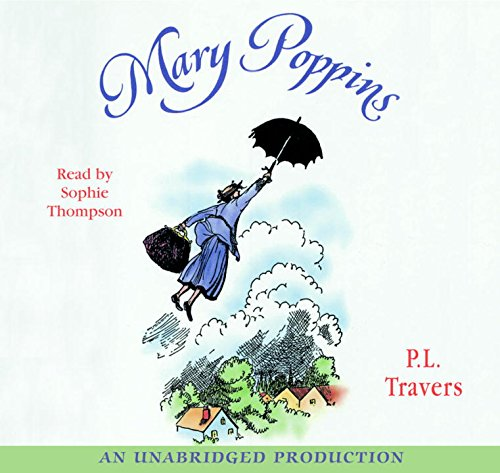 Mary Poppins (Lib)(CD) by Listening Library