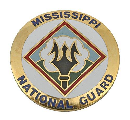 Mississippi National Guard M1 Carbine Stock Medallion