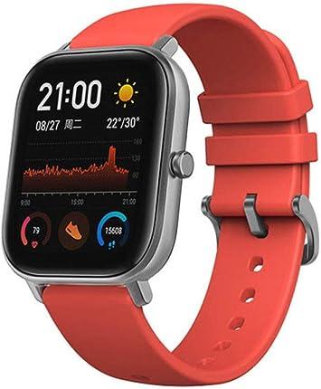 WNFDH Reloj Inteligente Smart Watch 5ATM Impermeable Natación ...