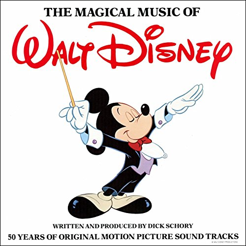 The Magical Music of Walt Disney - 50 Years of Original Motion Picture Soundtracks LP
