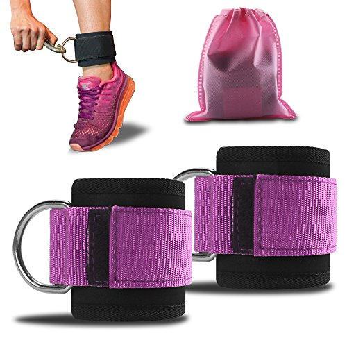 ASMOTIM Ankle Exercise Equipment Workout Strap Ankle Strap C