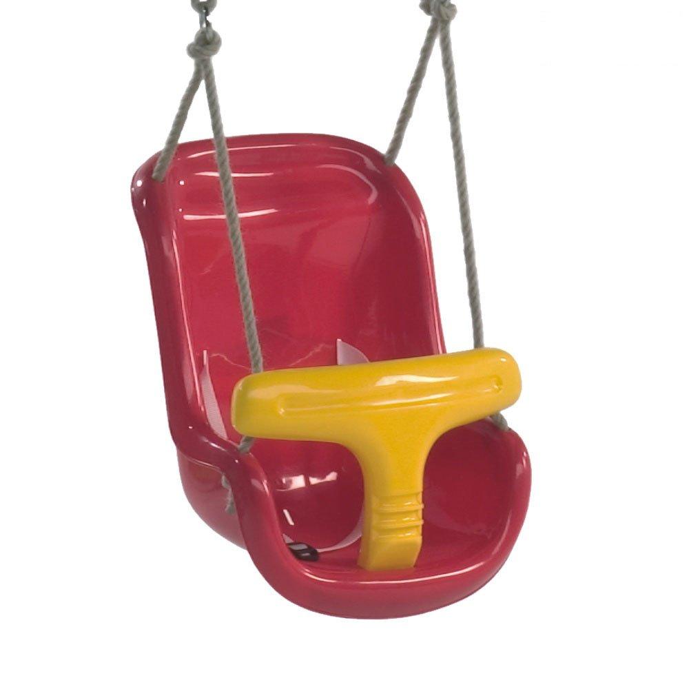 WICKEY Silla para columpios 2-piezas, sillita de dos piezas para bebés: Amazon.es: Bricolaje y herramientas