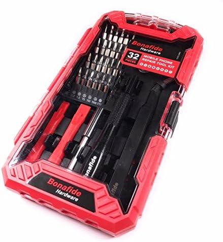 Family Must-Have Repair Tool Professioanl JF-8167 27 in 1 Repair Tool Set with Bag for Phone Convenient
