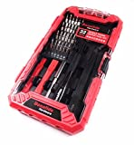 Bonafide Hardware - Smart Phone Repair Tool Kit 32 Piece Set Screw Driver Torx Pentalobe Cell Tools