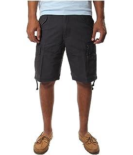 538fb02888 Chaps by Ralph Lauren Men's Flat-Front Cargo Shorts (32, Freshwater ...