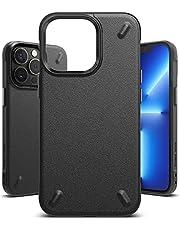 Ringke Onyx Kompatibel med iPhone 13 Pro Max Skal, Skyddande Anti Fingeravtryck Fodral - Black