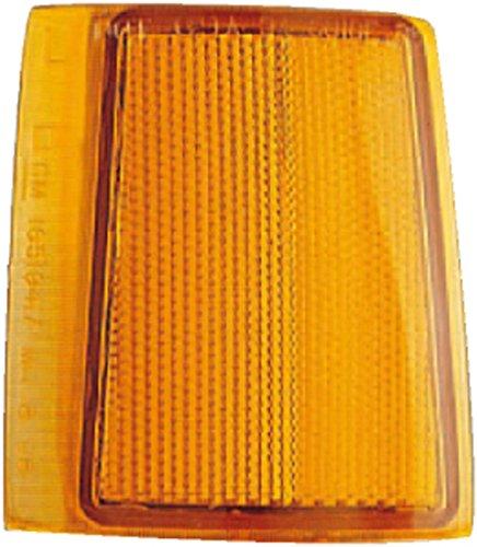 Dorman 1650136 GMC Front Driver Side Upper Side Marker Light Assembly