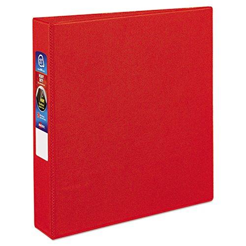 Red Binder - 9