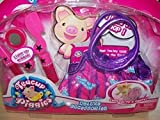 Teacup Piggies Deluxe Accessory Make-up Set Light Up Mirror with Purse Carrier Bag