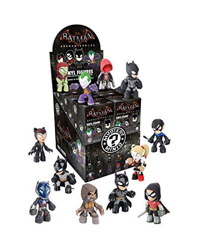 [Funko Funko Mystery Mini: Batman Arkham Games-One Mystery Action Figure] (Batman Costumes Arkham Knight)
