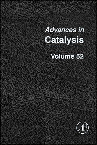 Book Advances in Catalysis: Volume 52