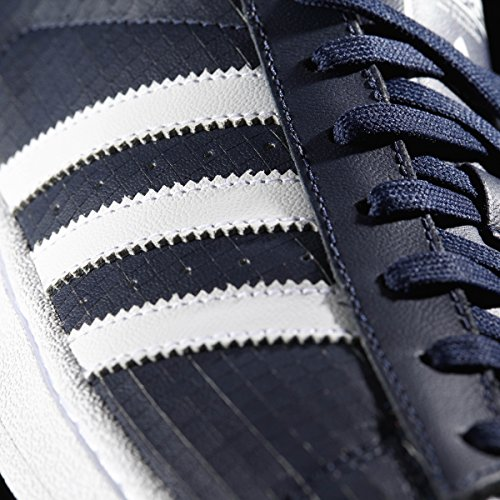 Uomo AdidasSuperstarSneakers Uomo Blue Blue Da White AdidasSuperstarSneakers Da dxrCQBWEoe
