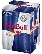 مشروب الطاقة ريد بول، 4×250 مل