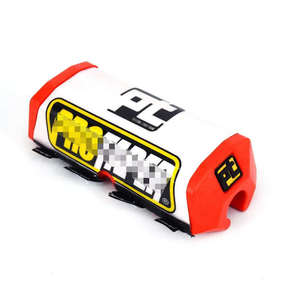 FidgetGear Pro Taper 1 1//8 Handlebar Fat Bar Pad For YAMAHA KAWASAKI SUZUKI KTM Dirt Bike Red