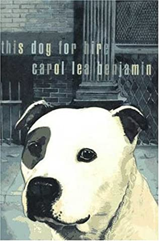 book cover of This Dog for Hire