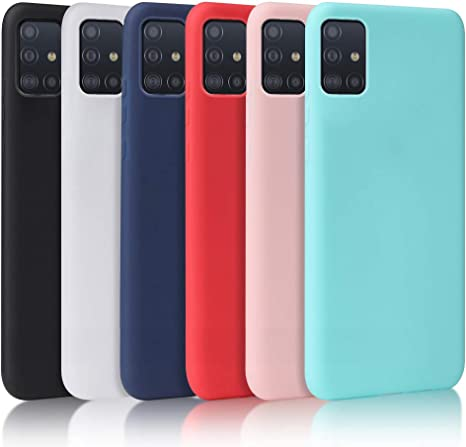 Oureidoo Samsung Galaxy A51 Hülle Handyhülle Für Elektronik