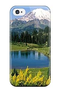 Michael paytosh Dawson's Shop New Style New Arrival Premium Iphone 4/4s Case(beautiful Alpine Scenic Washington)