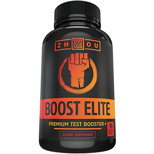 BOOST ELITE Testosterone Boost...