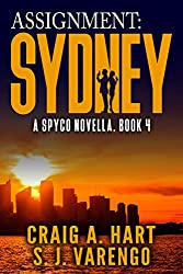 Assignment: Sydney (A SpyCo Novella Book 4)
