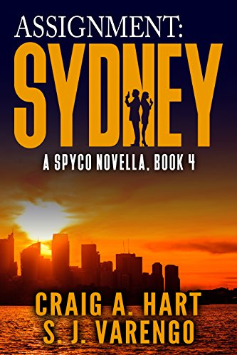 Assignment: Sydney (A SpyCo Novella Book 4)