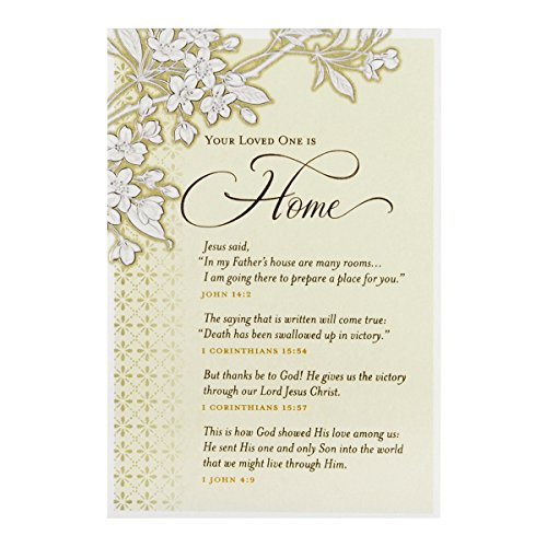 Sympathy - Inspirational Boxed Cards - Your Loved One Is ...