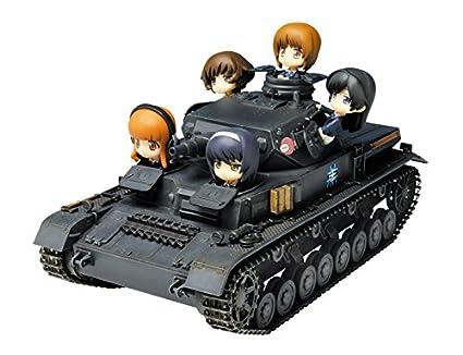 Amazon com: GP-26 1/35 Girls und Panzer Panzer IV D-type