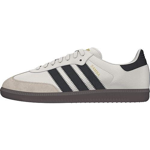 Adidas Samba OG FT Off White Carbon Linen