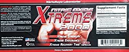 Xtreme Testrone Male Enhancement Testosterone Booster & Xtreme 2000 Nitric Oxide Booster L Arginine Improve Strength Recovery Muscle Growth & Big Jim & The Twins Male Enhancement All Natural Formula