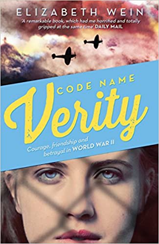 Code Name Verity by Elizabeth Wein (26-Feb-2015)