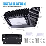 MICTUNING RV Exterior LED Porch Utility Light 12V