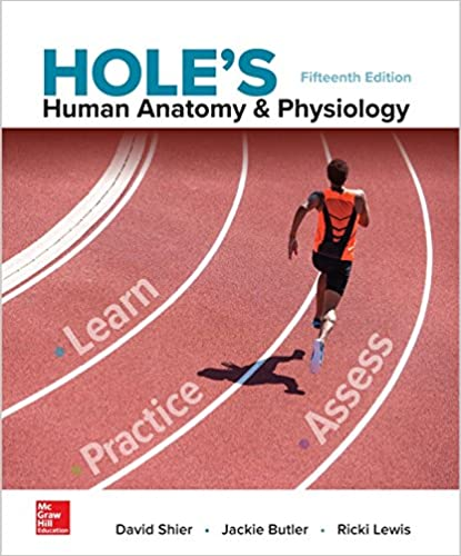 Amazon.com: Hole\'s Human Anatomy & Physiology (9781259864568): David ...