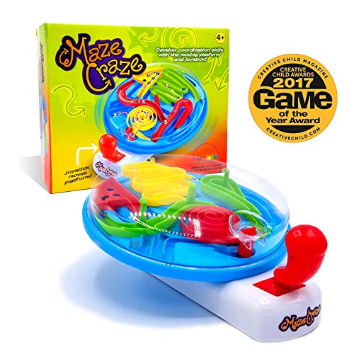 Maze Craze -Blue- a New and challenging Game