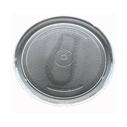 Sharp Microwave Glass Turntable Plate / Tray 10 3/4