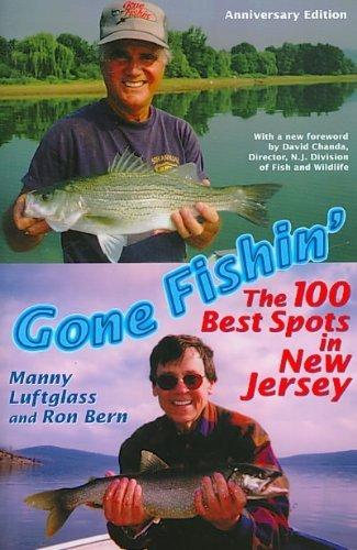 Gone Fishin: The 100 Best Spots in New Jersey: Amazon.es ...