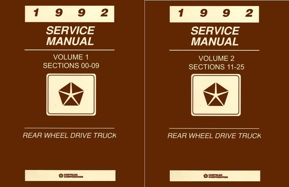 Motors Vehicle Parts & Accessories 1992 Dodge Ram Truck Ramcharger ...