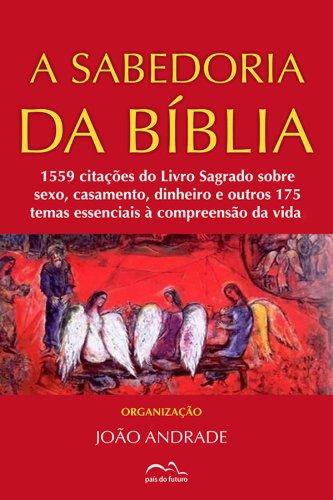 Amazoncom A Sabedoria Da Bíblia Portuguese Edition Ebook