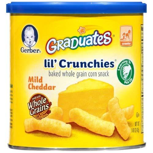 gerber corn snack - 2