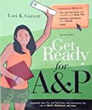Get Ready for AandP, Garrett, Lori K., 032164400X