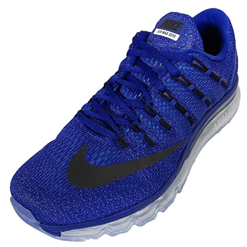 Nike Mens Air Max 2016, Blu Royal Royal / Black-racer Blue-photo Blue, 6,5 M Us