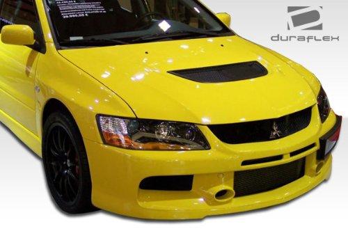 2003-2006 Mitsubishi Lancer Evolution 8 9 Duraflex MR Edition Front Bumper Cover - 1 (Mitsubishi Lancer Evolution Viii)