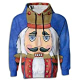 Ballet Dancer Men's Novelty Cheap Long Sleeve Hoodie With Cap For Youth Hoody
