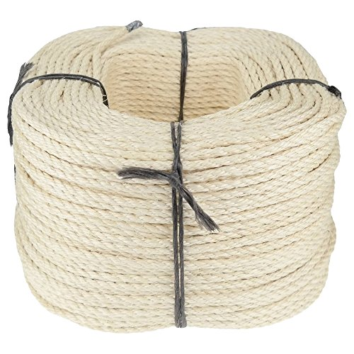 Sisal-Rope-16mm-220m-4-strand-twisted-Grade-A