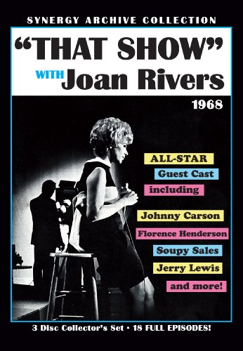 That Show With Joan Rivers: Volume 1-3 (Season The Dvd 2 River)