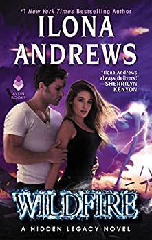 Wildfire by Ilona Andrews urban fantasy book reviews