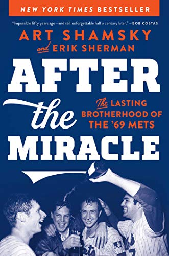 Baseball Poster Ideas - After the Miracle: The Lasting Brotherhood